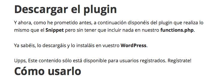 Plugin OAF Restrict Partial Content Shortcode 2