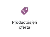 WooCommerce - bloque productos en oferta
