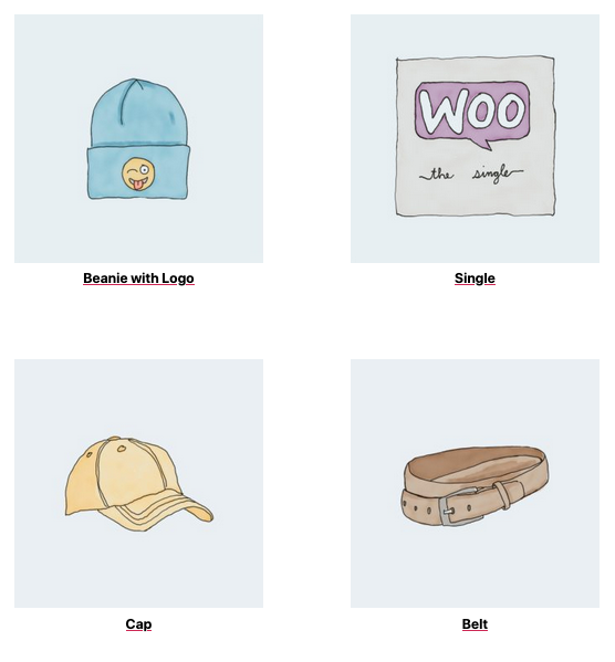 WooCommerce bloque productos en oferta opciones contenido