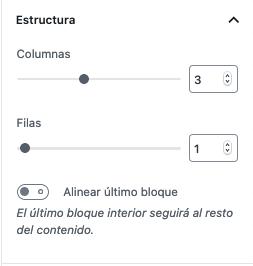 WooCommerce bloque productos en oferta opciones esgtructura