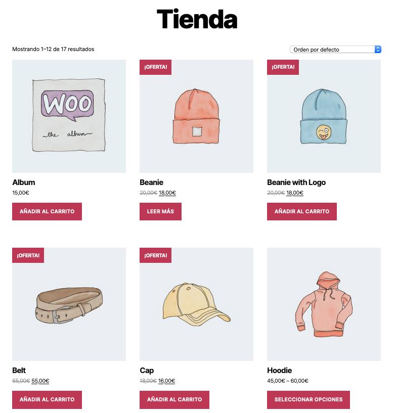 WooCommerce Snippet - Ocultar botones de añadir al carrito en páginas de archivo
