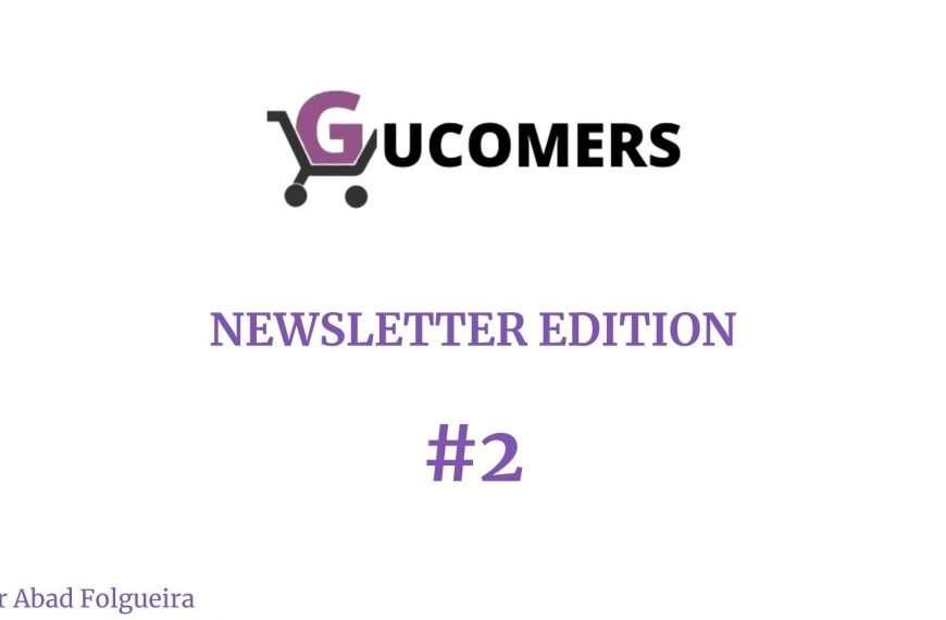 Newsletter Gucomers #2 - No somos nada sin WordPress