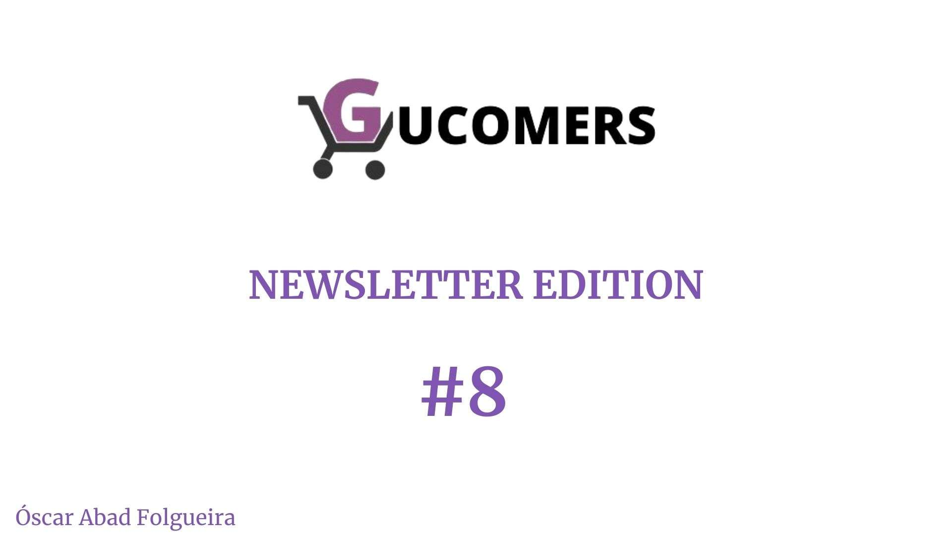 Newsletter Gucomers 08
