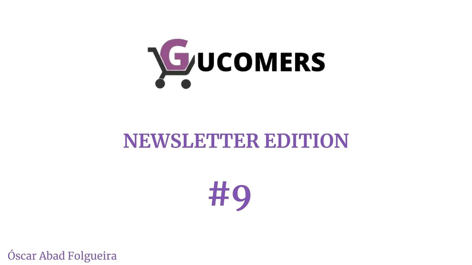 Newsletter Gucomers 09